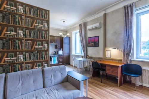 Flat Link Apartment at Bogoslovsky pereulok