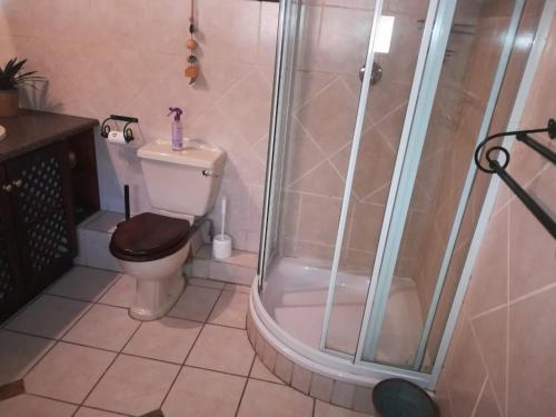Chambre Double Deluxe avec Douche (Deluxe Double Room with Shower)