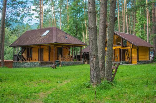 Cabin - Chalet - Askat