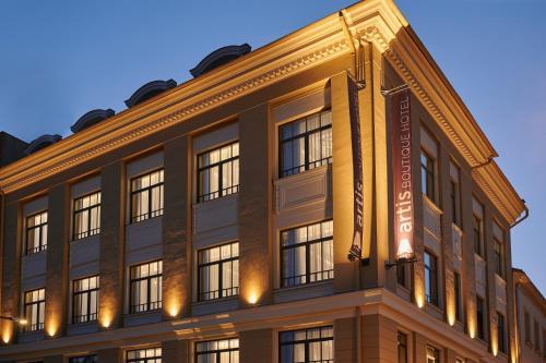 Artis Boutique Hotel Szombathely Price Address Reviews