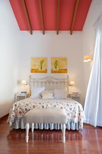 Habitación Individual Agroturismo Can Jaume 4