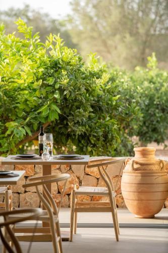Villa con vistas al jardín Agroturismo Can Jaume 26