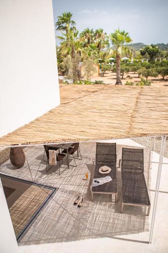 Villa con vistas al jardín Agroturismo Can Jaume 12
