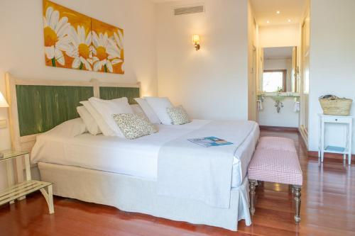 Double Room Agroturismo Can Jaume 6