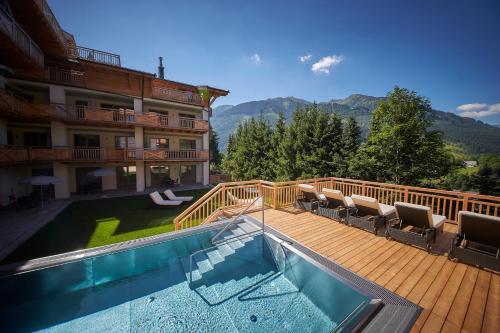 AlpenParks Hotel & Apartment Sonnleiten Hinterglemm