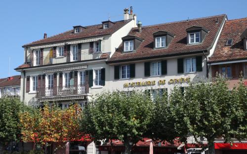 . Hostellerie de Genève