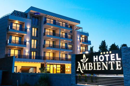 . Hotel Ambiente Ulcinj