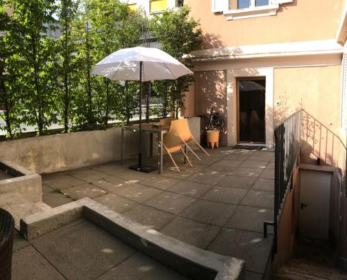 Studio entièrement rénové, 1820 Montreux