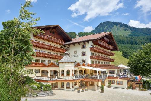 Hotel Singer – Relais & Châteaux Berwang