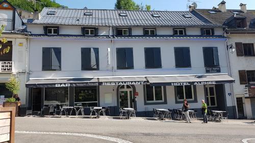 Hôtel Alphee - Hotel - Barèges