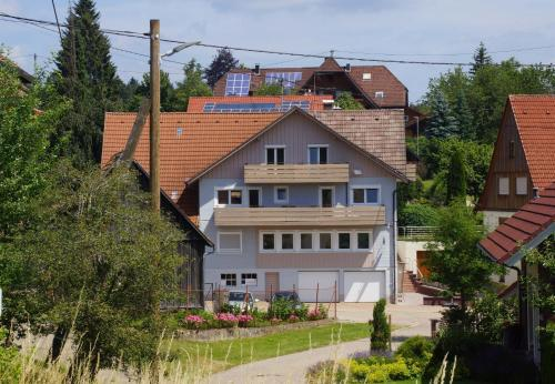Black Forest Lodge - Accommodation - Freudenstadt
