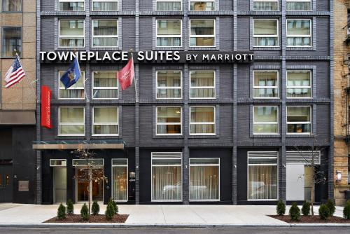 TownePlace Suites by Marriott New York Manhattan-Times Square