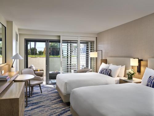 Loews Santa Monica Beach Hotel - Santa Monica, CA CA 90401