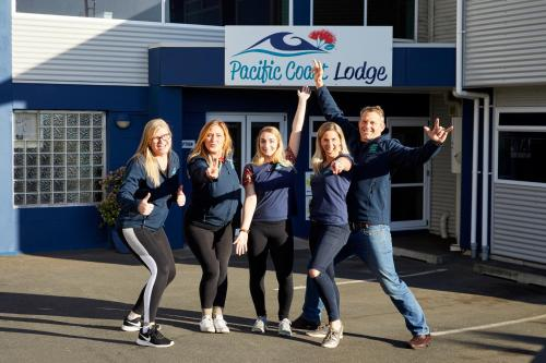 Pacific Coast Lodge and Backpackers - Hotel - Mount Maunganui
