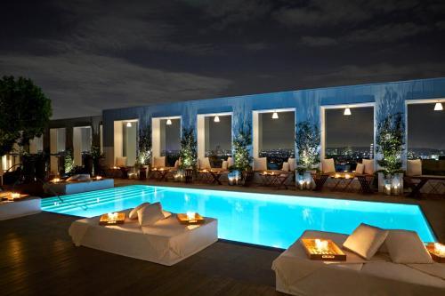 Mondrian Los Angeles in West Hollywood - West Hollywood, CA CA 90069