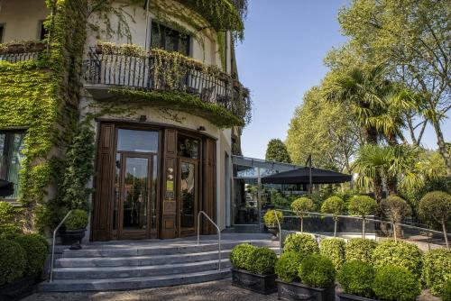 Hotel de la Ville Monza - Small Luxury Hotels of the World