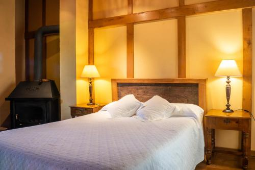 Suite Junior La Montaña Mágica Hotel Rural 3