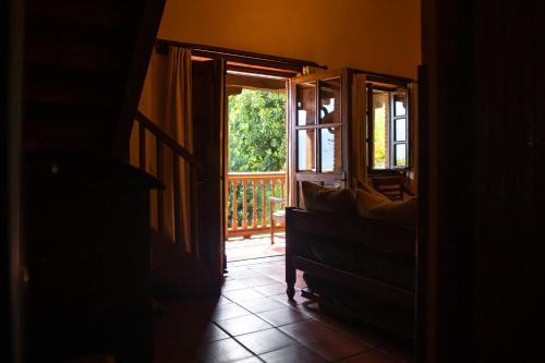 Suite Junior La Montaña Mágica Hotel Rural 9