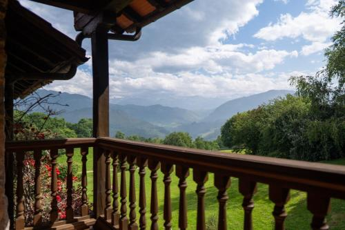 Suite Junior La Montaña Mágica Hotel Rural 5