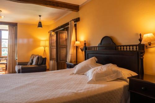 Suite Junior La Montaña Mágica Hotel Rural 14