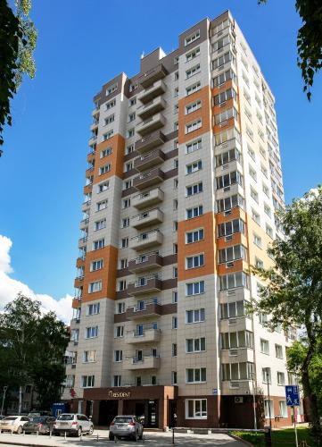 Apart Hotel Resident, Novosibirsk, Russia
