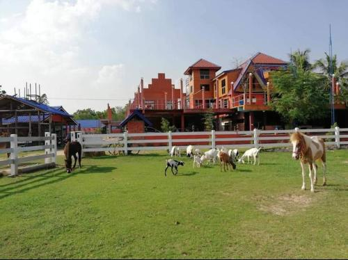 Dome Ing Prao Cowboy Home-stay Dome Ing Prao Cowboy Home-stay