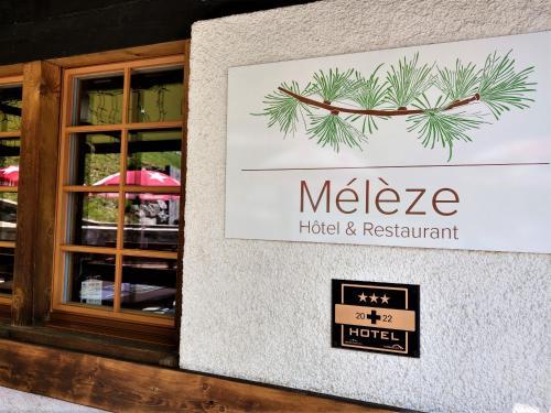 Chalet Meleze - Hotel - Grimentz
