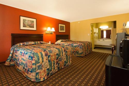 Palace Motel - De Queen, AR 71832