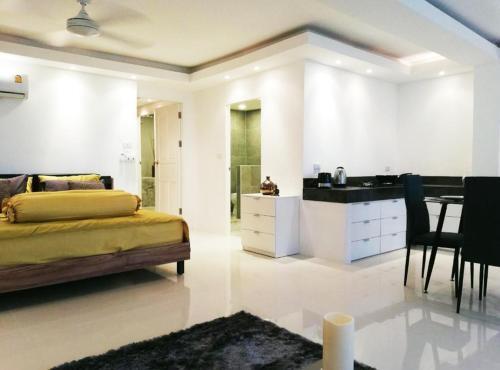 Karon Sea View Pool Villa, Ground Floor, House 1 Karon Sea View Pool Villa, Ground Floor, House 1