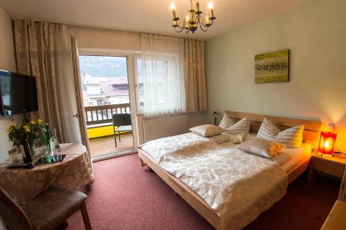 Europa Pension Tirol - Hotel - Fließ