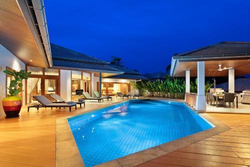Mai Tai, luxury 3 bedroom villa Mai Tai, luxury 3 bedroom villa