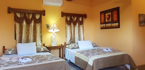 . Hotel Sacbe Coba