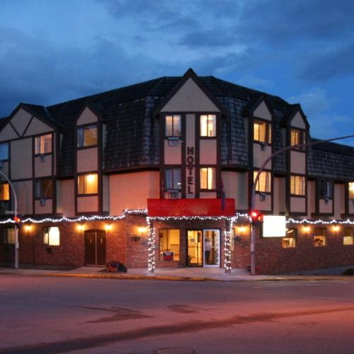 Hotel Kimberley Downtown
