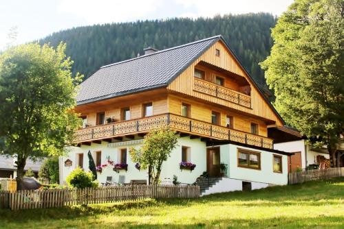 Haus Friedeck - Accommodation - Ramsau am Dachstein