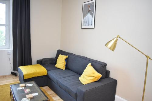 Bright And Cosy Flat In Urban Fountainbridge