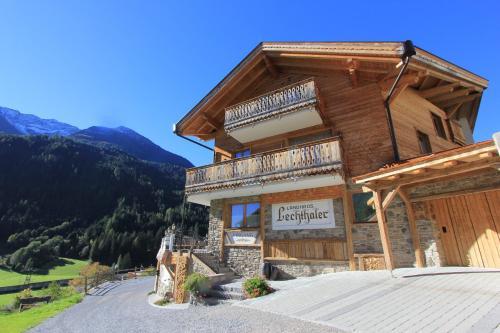 Landhaus Lechthaler - St. Anton am Arlberg