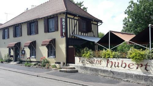 le saint Hubert - Hôtel - Arcis-sur-Aube
