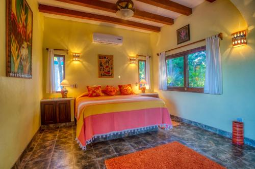 . Special place where you combine the peace of the jungle with the ocean view.