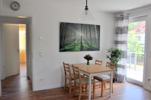 Modernes Apartmenthaus, Falkensee