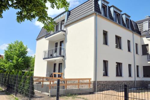 Modernes Apartmenthaus