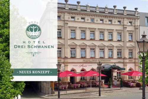 . Hotel DREI SCHWANEN - Ristorante Due Fratelli