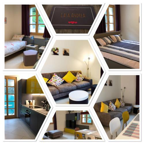 Casa Andrea - Villa Lardi - Apartment - Le Prese