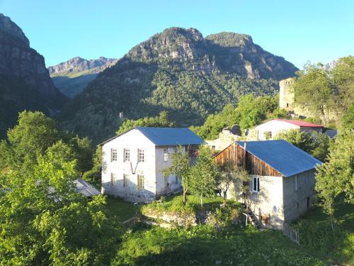 Accommodation in Zhabeshi