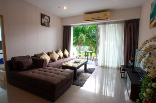 Apartment Thanon Patak Chic condo A201 Apartment Thanon Patak Chic condo A201