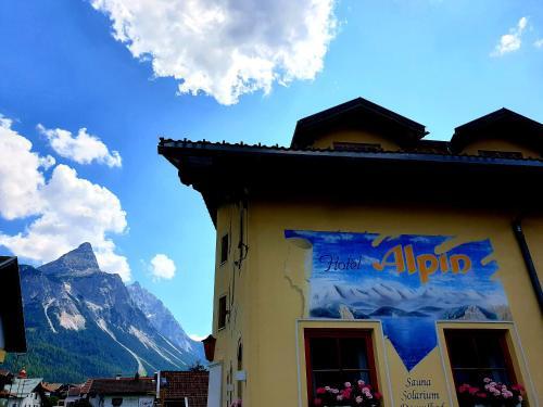 Hotel Alpin Ehrwald
