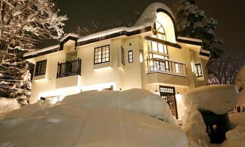 Hakuba Mountain Lodge - Goryu - Chalet - Iida