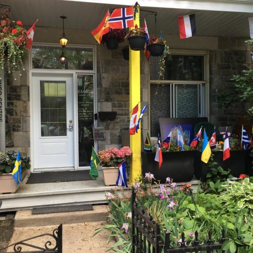 Pied-A-Terre Mont-Royal (Bed and Breakfast)