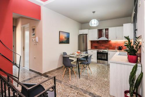 The Central Spacious Maisonette, Pension in Iraklio