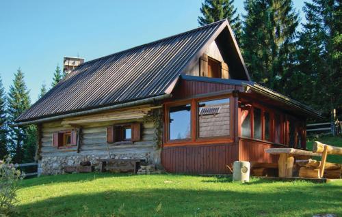 Holiday Home Bohinjska Bistrica with Fireplace 02