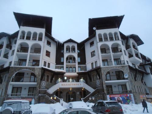 . Monastery 3 Apartments TMF